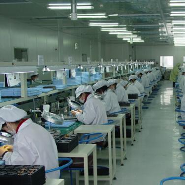 LED电子行业-光电净化工程