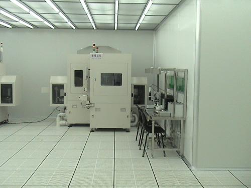半导体百级电子无尘室车间净化工程