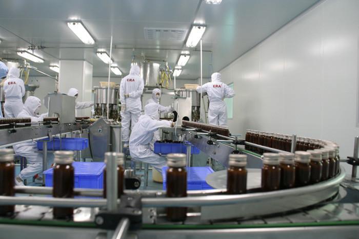 GMP制药生产无尘车间净化工程1
