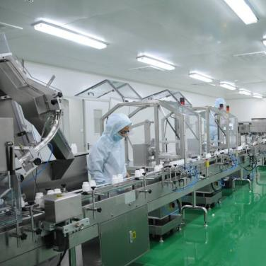 GMP制药生产无尘室车间净化工程