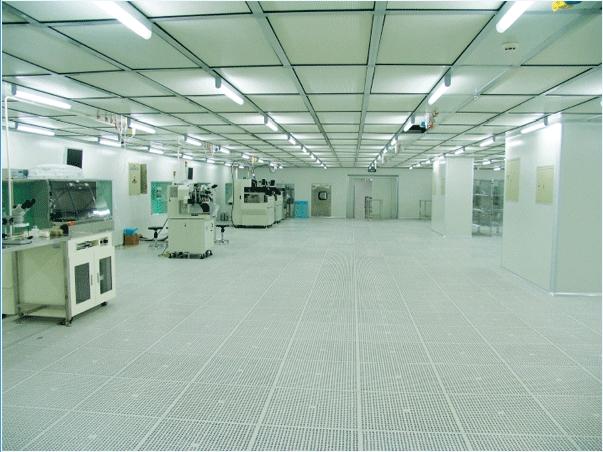 洁净室重庆工商大学千级半导体实验室