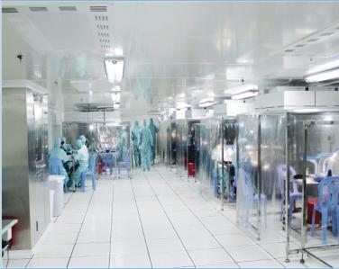 无菌室重庆川州食品有限公司