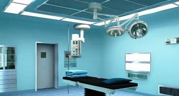 万级层流净化手术室空调工程