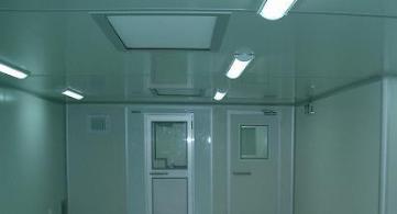 千级恒温恒湿净化车间空调系统末端选项